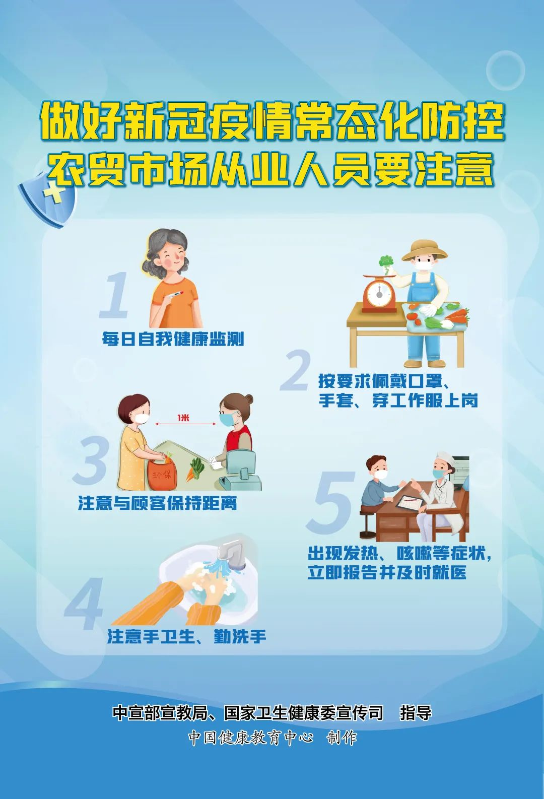图说 做好新冠肺炎疫情常态化防控,七件事须了解