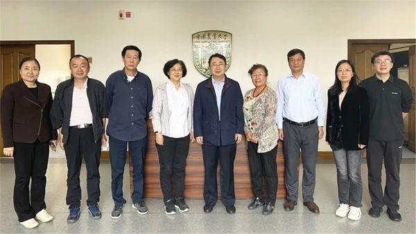 """中国农业大学9位退休教师加入教育部首批""""高校银龄教师支援西部计划"""""""