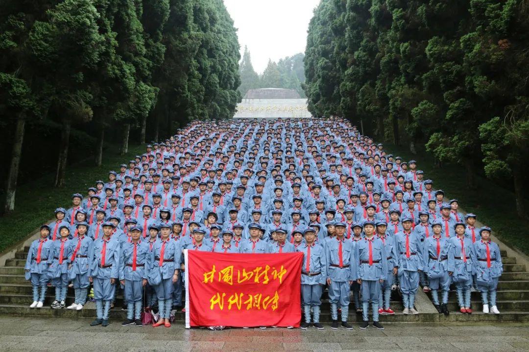 红色力量在这里迸发——井冈山红色旅游发展典型案例