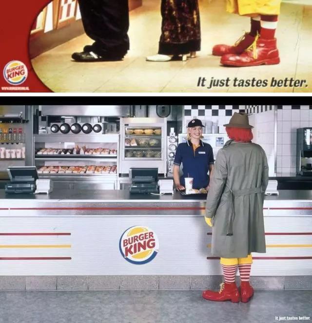 一个快速提高广告文案创意的方法:制造反差