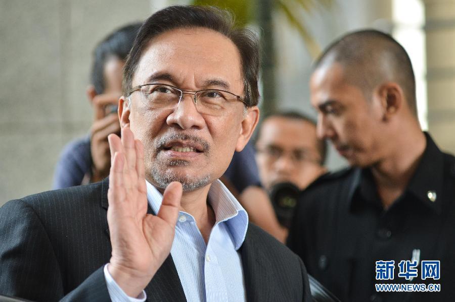 苦等22年,马来西亚反对党老将安瓦尔可否问鼎总理大位?