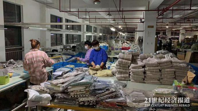 """印度订单转至中国""""冲击波"""":家纺内贸批发订单激增,有工厂营业额暴涨5倍"""