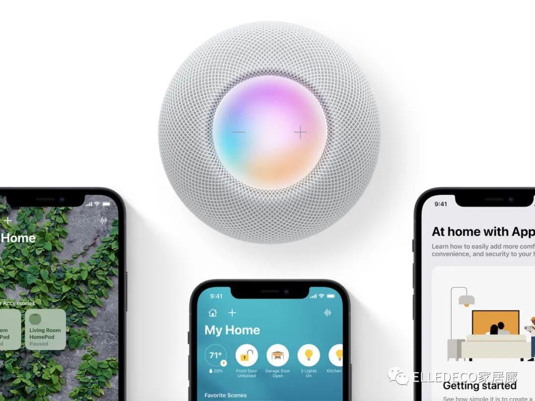 Apple首推smart home,家居的黄金时代来了
