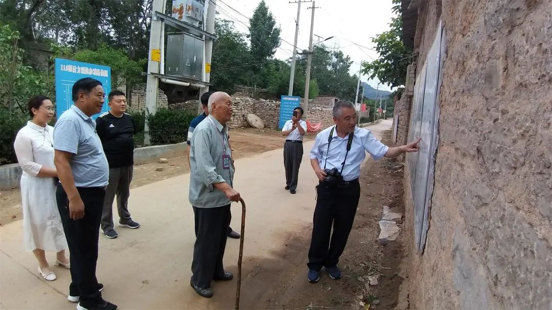 东平县接山镇:一一五师后方医院旧址