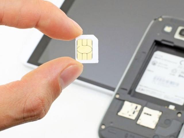 工信部提醒及时设置SIM