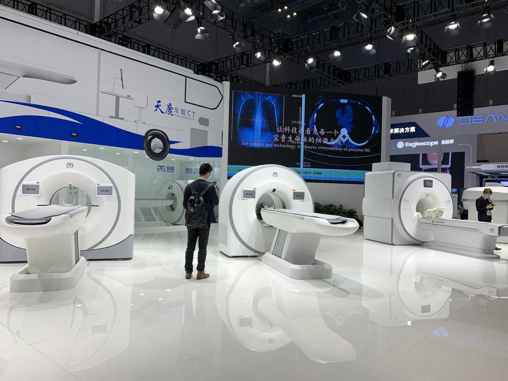 一线|这场医疗器械盛会让国际巨头意犹未尽 透露了这些行业动向