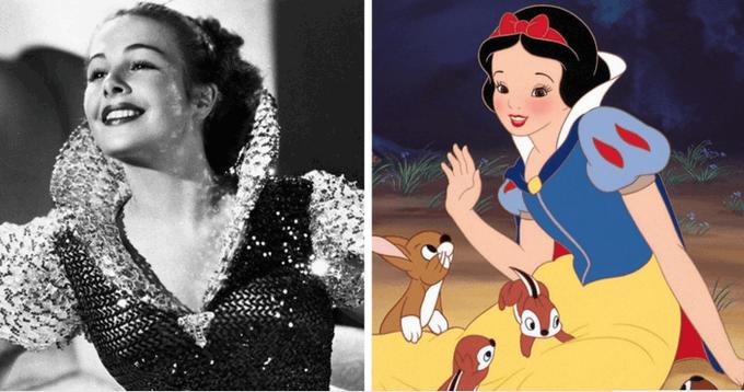 """迪士尼动画""""白雪公主""""原型去世"""