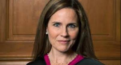 """巴雷特""""火线速度""""出任大法官,美最高法院保守派取得绝对优势;月球表面首次探测到水分子"""