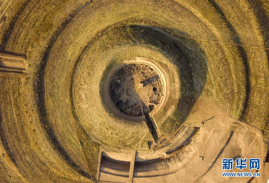 内蒙古发掘1500多年前的北魏皇帝祭天遗址