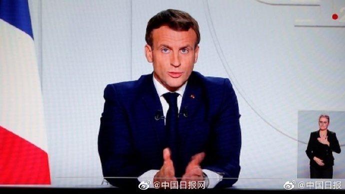 """法国将再次""""封国"""""""