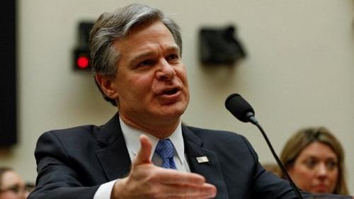 英媒:美国FBI大选之前高调做戏抓捕5名所谓中国特工 指他们参与猎狐行动