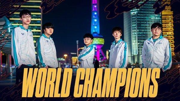 英雄联盟S10总决赛上海举行,中国SN战队1:3不敌韩国DWG战队无缘冠军