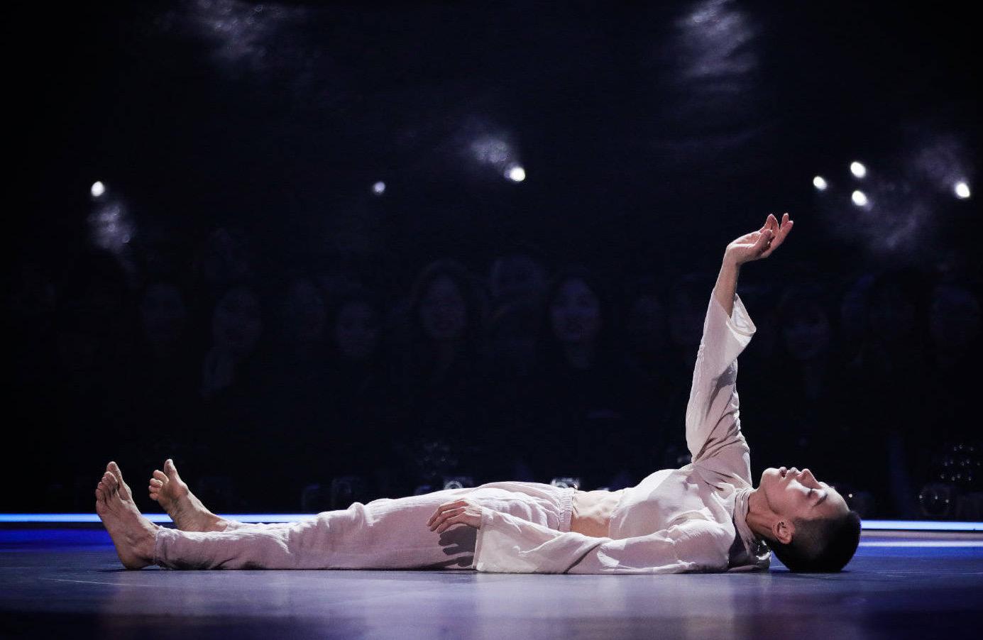 娱塘Video丨参加《舞蹈风暴2》,谢欣:用舞蹈和身体打开更多世界