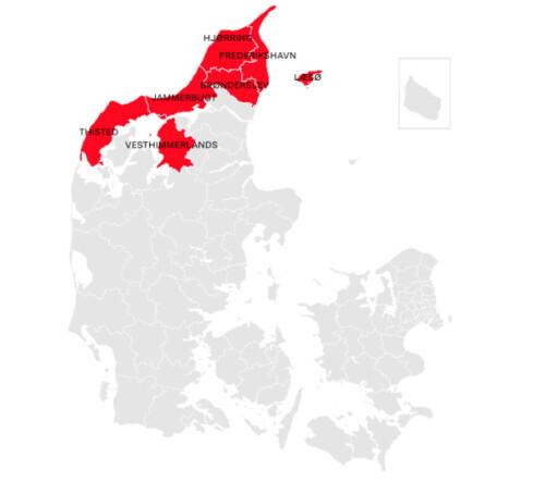 """丹麦全国""""杀貂""""!祸起何时?"""