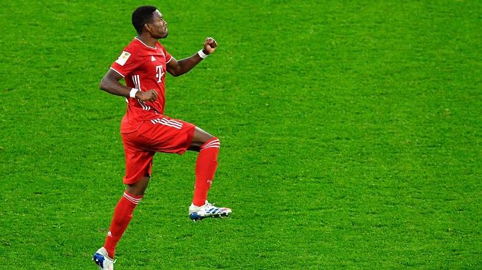 德媒:拜仁给阿拉巴的续约合同年薪最高可达1900万欧