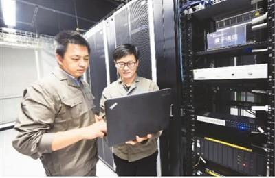 中国量子科技加快实现天地一体化