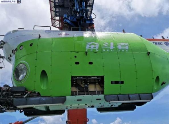 """""""奋斗者""""号来了!从百米浅海到万米深海,中国载人深潜都经历了什么"""