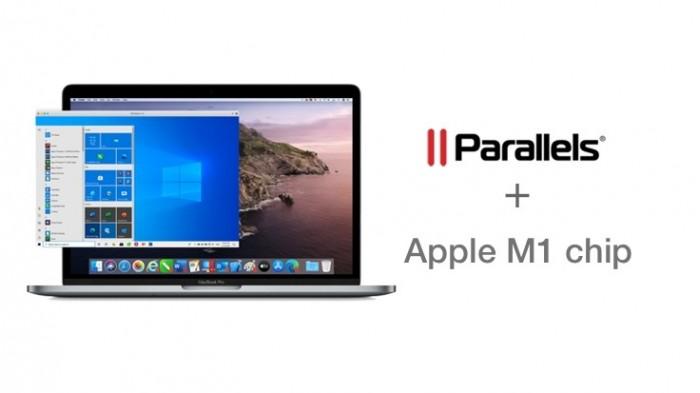 Parallels:适用于M1 Mac设备的虚拟化应用已在路上