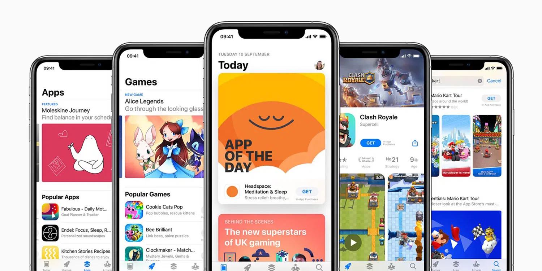 iOS 14.3将在iPhone或iPad的设置过程中向用户推荐第三方应用