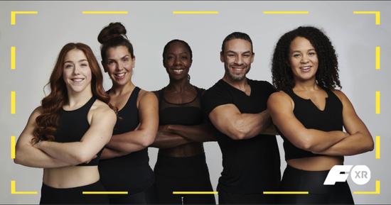 FitXR用舞蹈模式向VR健身房更进一步