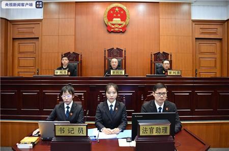 被控非法收受5048万余元!河北省原副省长李谦受贿案一审开庭