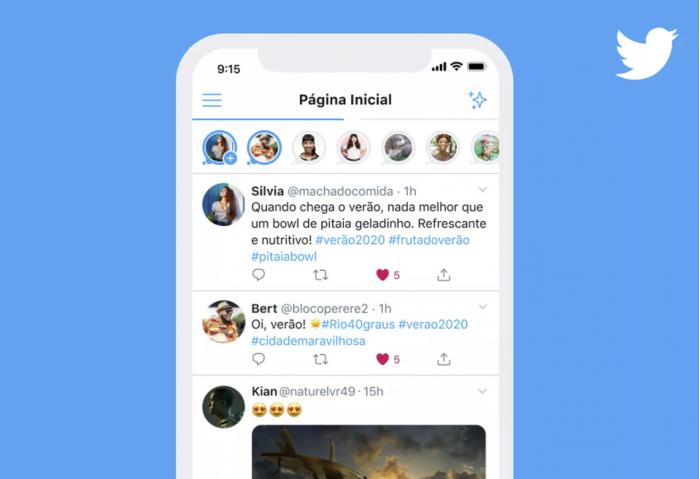 Twitter推出名为Fleets的临时推文功能