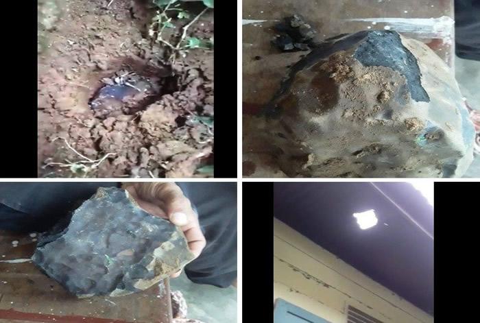 天降橫財140萬英鎊!印尼制棺師在家中工作時45億年歷史隕石從天而降砸破屋頂