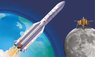"""嫦娥五号即将升空,中国要去月球""""挖土""""啦"""