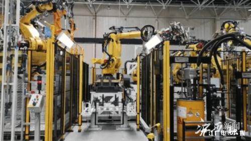 央媒看江西|瞄准高科技 江西鼎力推動傳統産業轉型升級