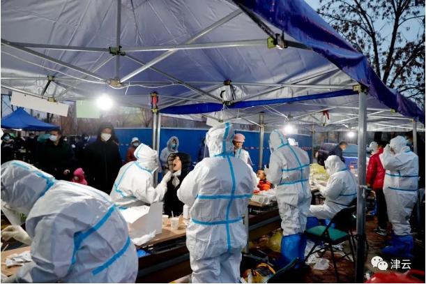 天津已有10例本地感染者,多地正在紧急排查密接