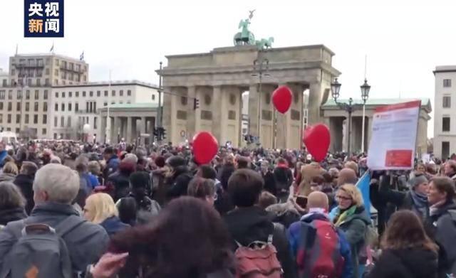 今日疫情汇总:德国爆发反对政府防疫政策游行、上海新增2例本地确诊