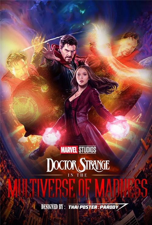 《奇异博士2》正式开拍!猩红女巫抵达伦敦片场