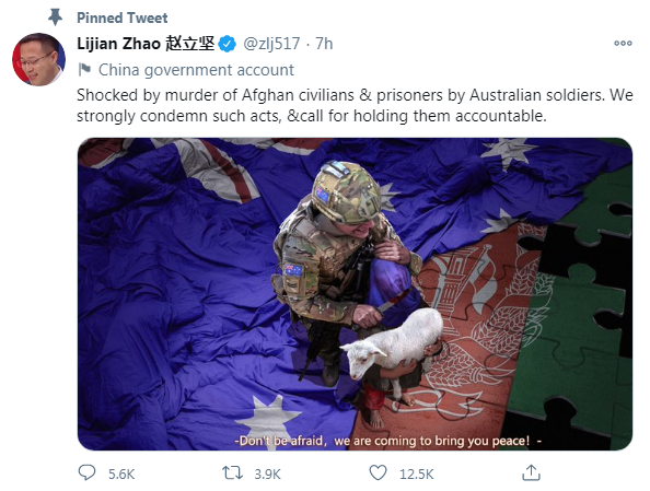 澳大利亚总理要求中国道歉?凭什么