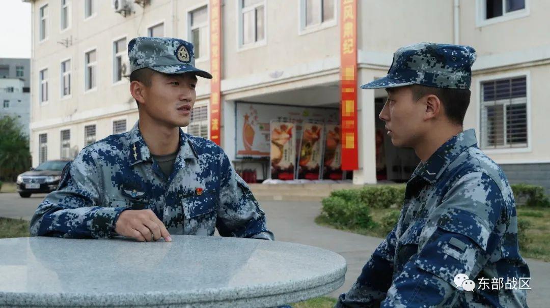 空军部队来了陆军排长