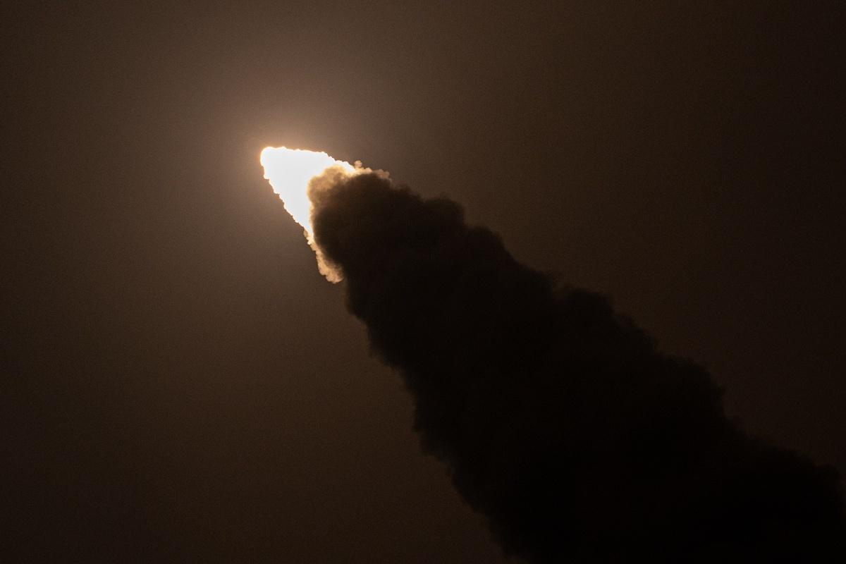 我国成功发射引力波暴高能电磁对应体全天监测器卫星