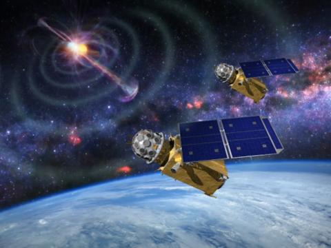 """刚刚发射成功的""""怀柔一号""""卫星要干嘛?这些知识了解一下"""