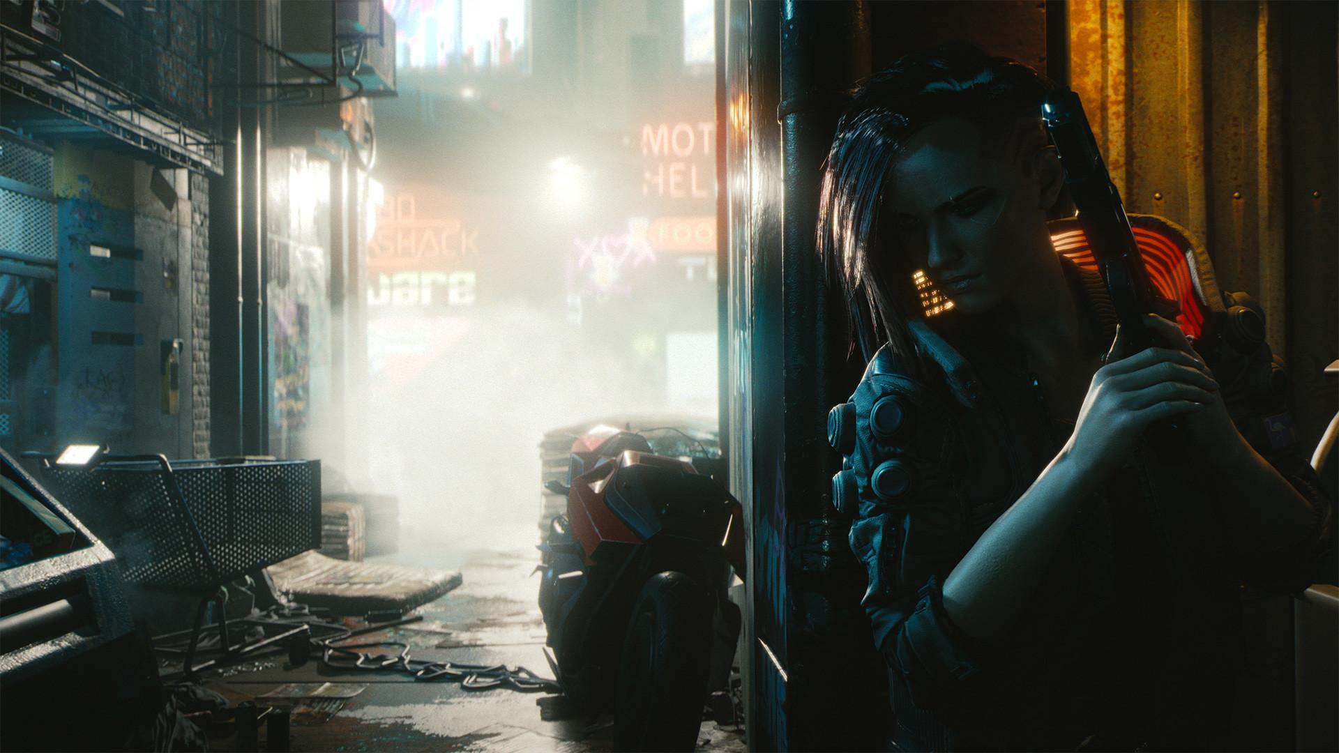 《赛博朋克2077》Steam多半好评 尽情享受夜之城魅力