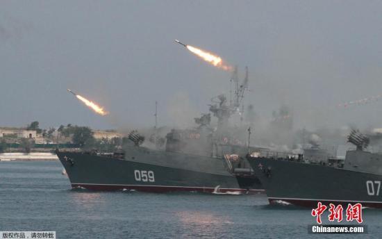 俄海军明年将与美英等国共同军演 系10年间首次