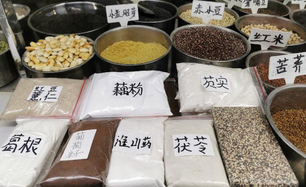 记者调查:你买的代餐粉,可能就是杂粮粉