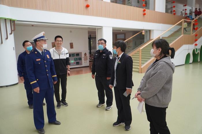 潍坊市部门协作开展重点单位场所消防安全联合检查整治
