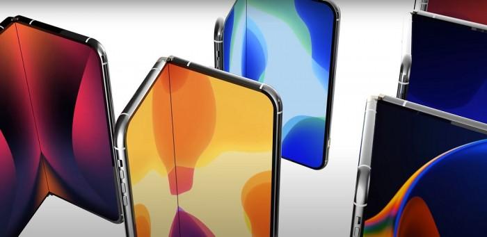 传苹果或将于2022年推出首款可折叠iPhone