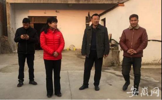 蚌埠市妇联赴固镇县澥河村开展脱贫攻坚工作调研