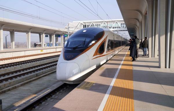 春节大幕即将开启!这些高铁线路近日上新