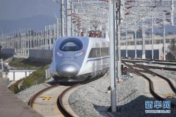 祖国大陆距台湾最近铁路通车运营