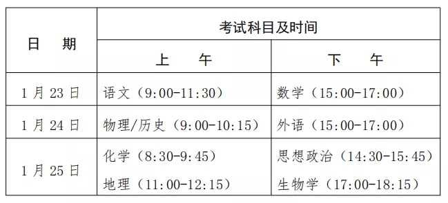 高考综合改革2021年落地,广东公布高考适应性测试安排