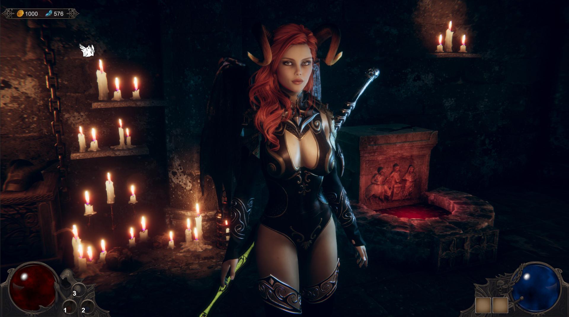 《惩戒:魅魔》发布大型更新 自定义玩法全面大修