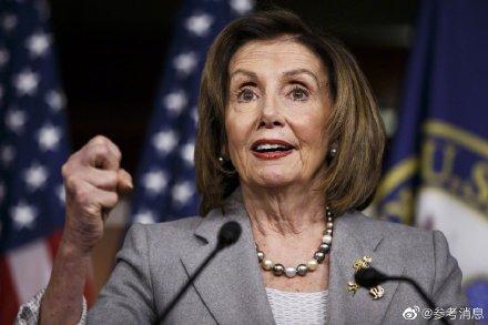 外媒:佩洛西再次当选美国众议院议长