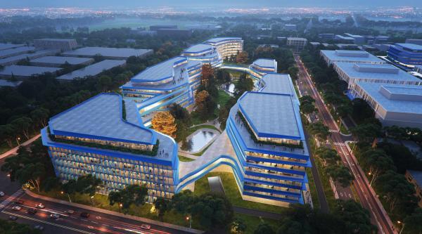 上药生物医药产业基地正式开工,聚焦基因治疗等三大方向