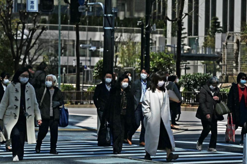 日本东京等地再次进入紧急状态