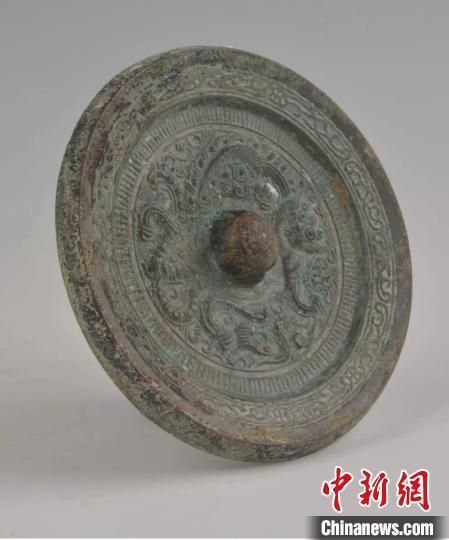 山西五里后墓地发现金刚杵,系元代考古中首次出现